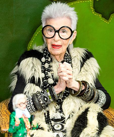 Bergdorf Goodman Celebrates All Things Iris Apfel, New York