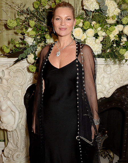 Vogue and Tiffany & Co party, London