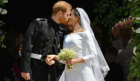 Prince Harry and Meghan Markle | Royal Wedding