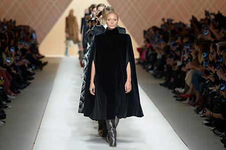 Fendi show, Runway, Milan Fashion Week