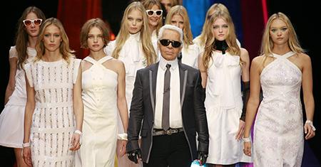 Iconic fashion designer Karl Lagerfeld dies at age 85