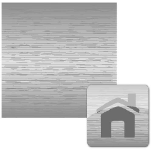 Metallic polished icon example