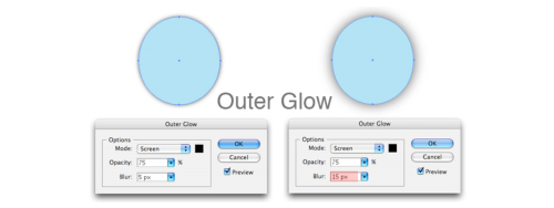 Using Inner and Outer Glow in Illustrator - The Shutterstock Blog