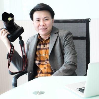 Portrait Image Asia
