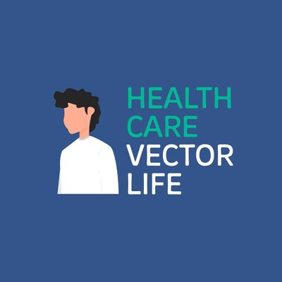 Health Care Vector Life