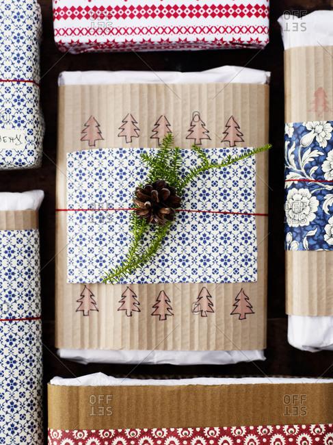 Christmas gifts abundance