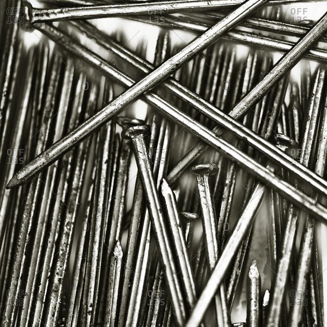 Nails, studio shot - Offset Collection