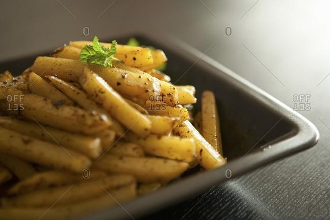 Homemade chips