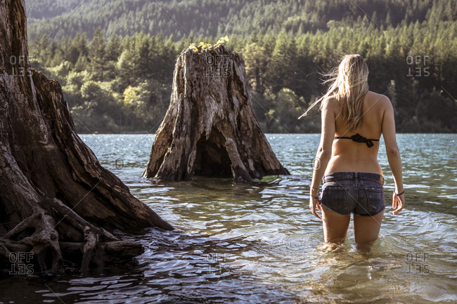 Standing in the Shallow Water