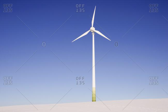 Wind Turbine, Black Forest, Baden-Wurttemberg, Germany