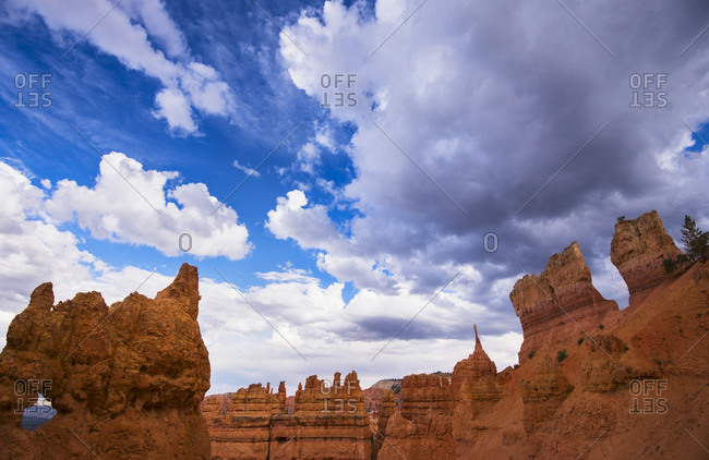View of cliffs - Offset Collection