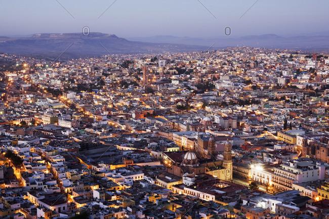 La Bufa Overlook, Zacatecas, Zacatecas, Mexico