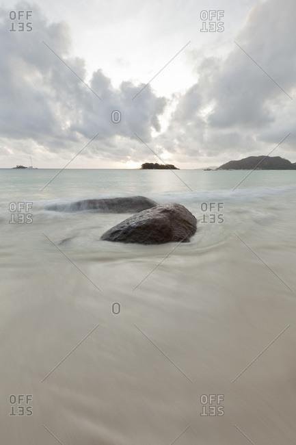 Seascape, Praslin Island, Seychelles
