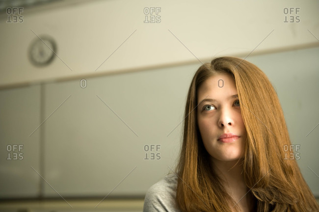 Portraits of students in a class on basic photography