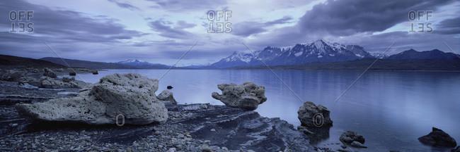 Landscape With Pumice Rocks