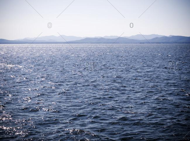 Lake Champlain Landscape