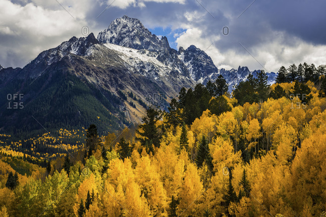 Mount Sneffels Autumn