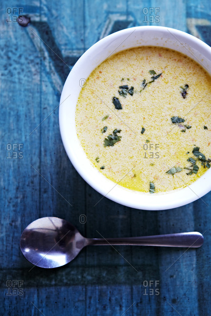 bowl of chowder