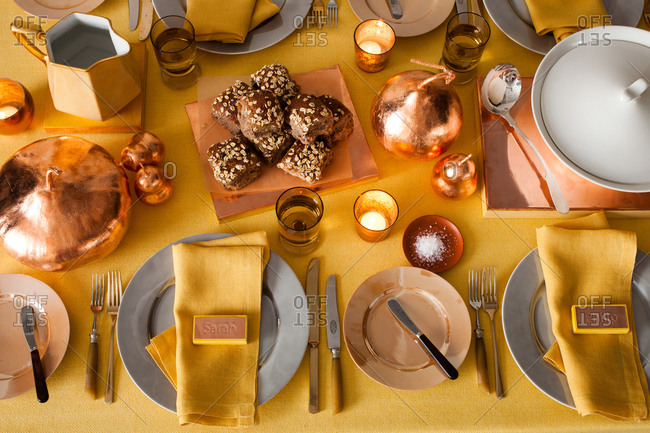 Name tagged table setting - Offset