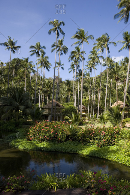 Luxury five-star resort situated on southern Thailand�s Andaman coast