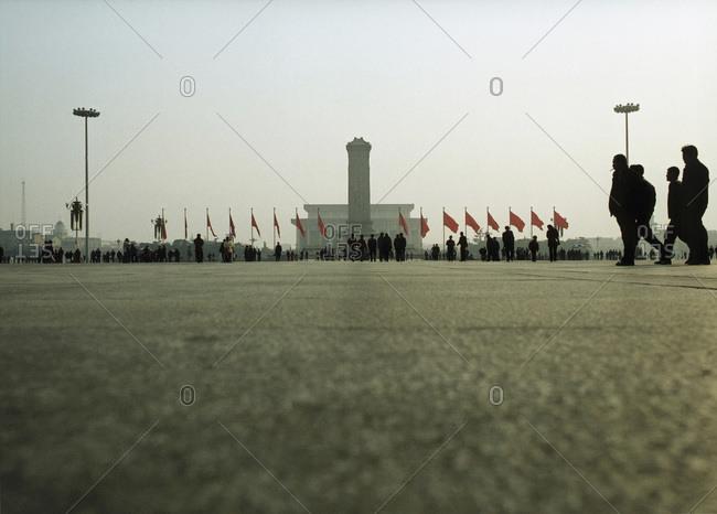 Tiananmen monument, Bejjing