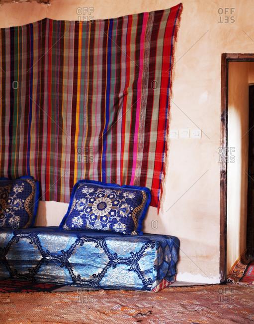 Arabic living room interior