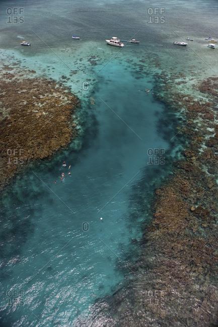 Hoi Chan Marine Reserve