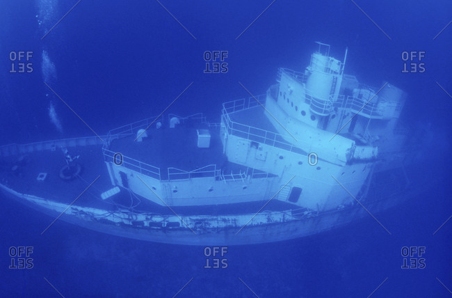 The Day The Uscg Cutter Duane Was Sunk As An Artificial Reef, Key Largo, Florida