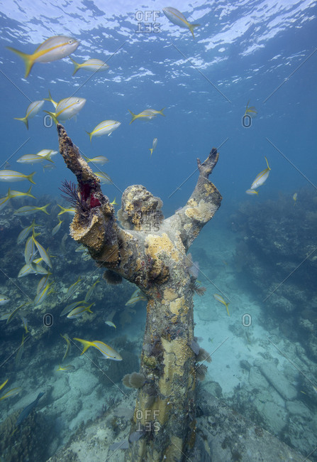 Statue of Christ of the Abyss, Key Largo