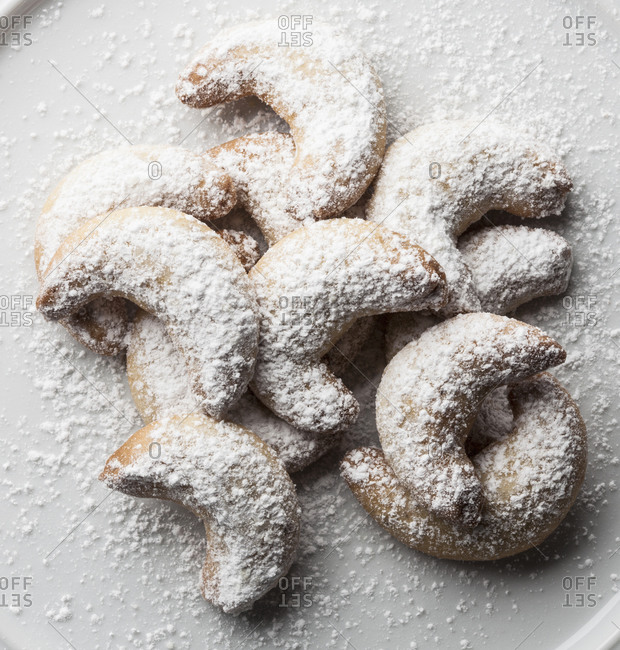 German vanilla biscuits