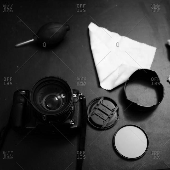Digital Camera and Parts