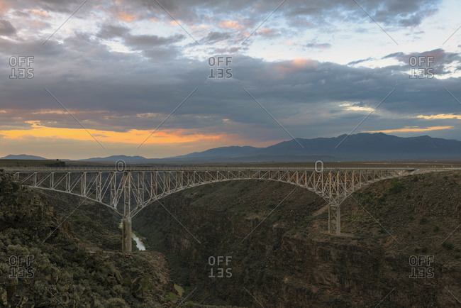 Rio Grande Bridge - Offset Collection