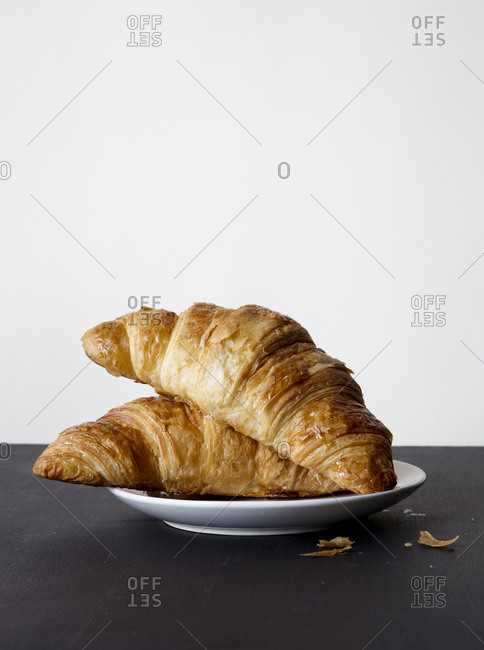 Croissants photo from the Offset Collection