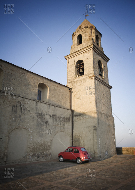 Church in Grassano, Italy