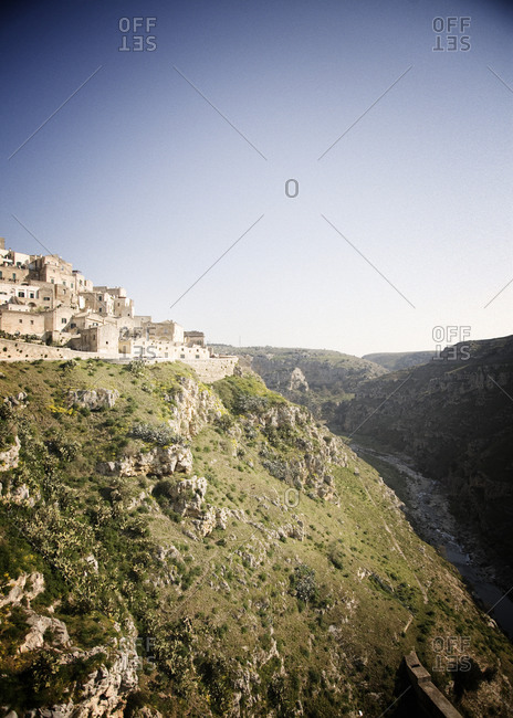 Maratea town and comune of Basilicata, Italy