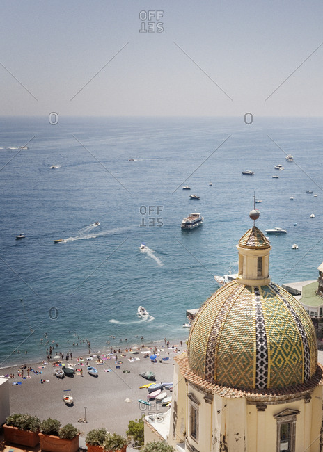Dome of Positano
