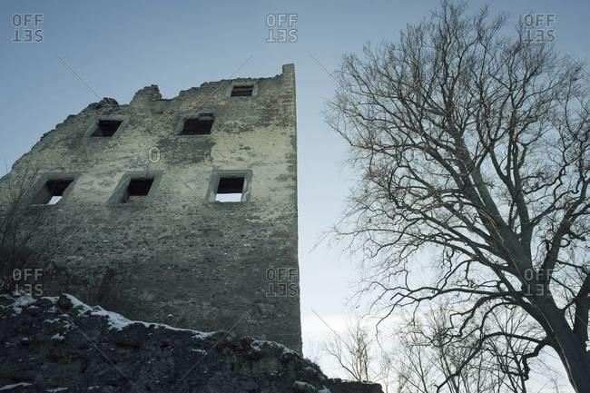 Hohenbodman Castle Ruins