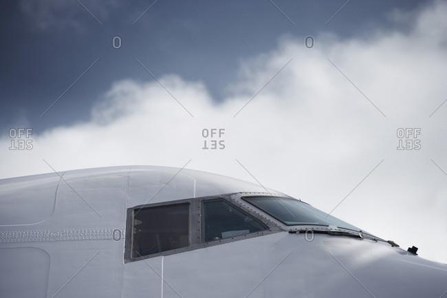 Airplane Cockpit, Surrey, England