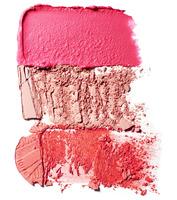 A smear of lipstick stock photo - OFFSET