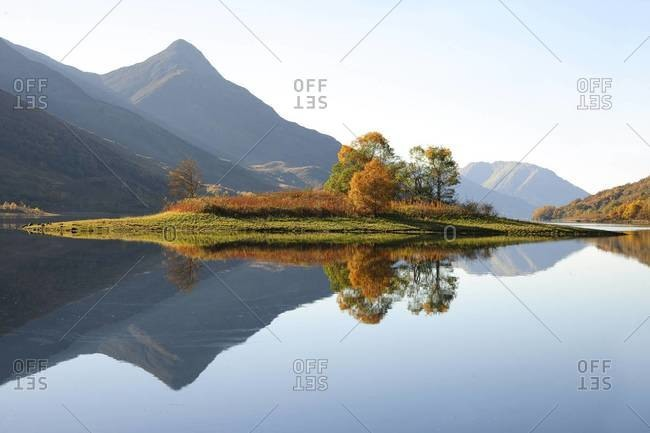 Pap of Glencoe from north Kinlochleven
