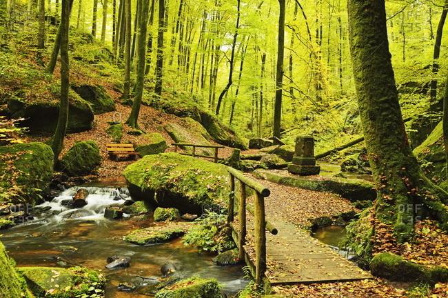 Karlstal gorge