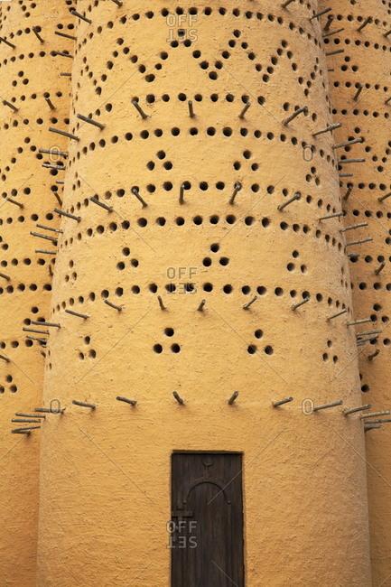 Pigeon Tower, Katara Cultural Village Doha, Qatar