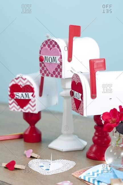 Decorations for party at home