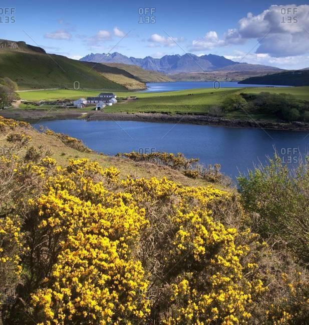 The Cuillin on the Isle of Skye