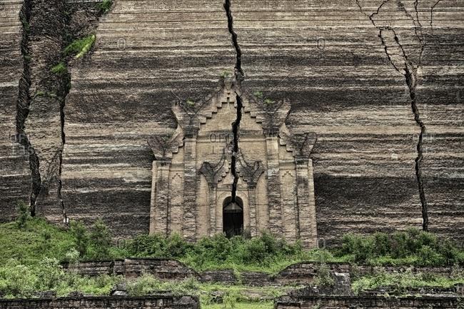 Mingun Pahtodawgyi, Burma