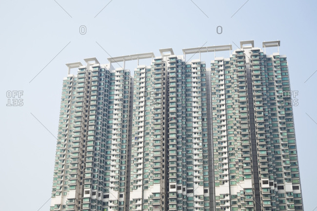 High rise residential buildings - Offset