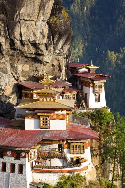 Tigers Nest temple, Paro Valley, Bhutan