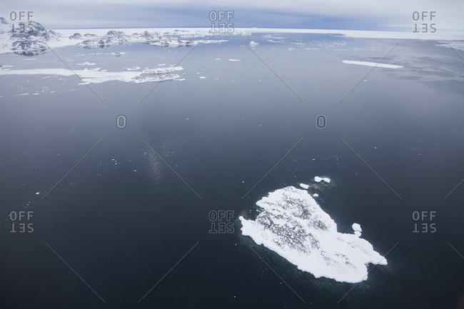 Icebergs at Jokulsarlon Glacial Lake, Iceland