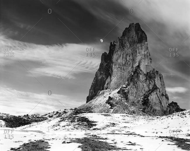 Agathla Peak in Navajo County, Arizona