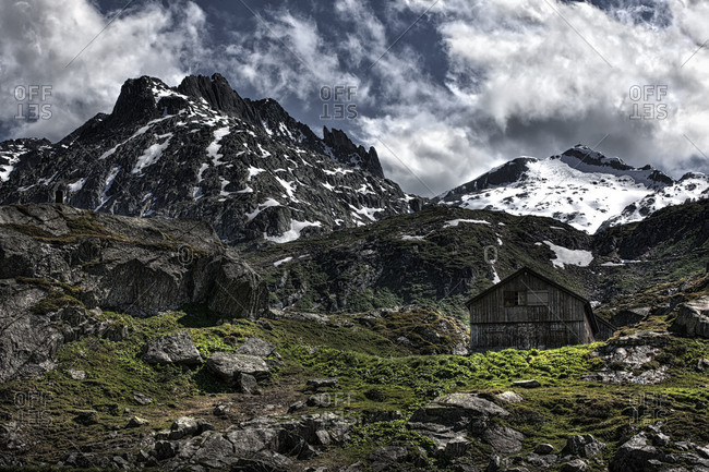 Passo San Gottardo, Canton Uri, Switzerland